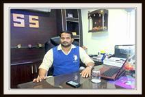 Mr. Sarvesh  in Indiranagar office