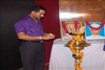Pooja Ceremony in Umanath Hall