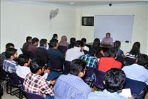Anjali mam in coaching class