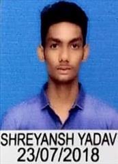 Shreyansh -Yadav