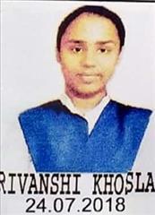 Rivanshi -khosla